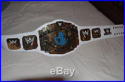 WWE Commemorative Intercontinental Championship Belt