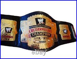 WWE Cruiserweight Championship Belt Adult size 2mm New Replica