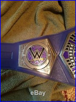 WWE Cruiserweight Championship Replica Belt