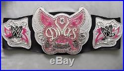 WWE DIVAS Championship Belt Replica 36 Waist RETIRED PAIGE CHARLOTTE FLAIR