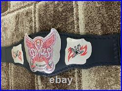 WWE DIVAS womens Wrestling championship belt. Adult size belt