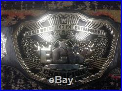 WWE ECW Heavyweight Championship Figures Toy Company Replica Adult Title Belt