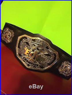 WWE ECW World Championship Belt. Comes With Carrying Case. Barely Used