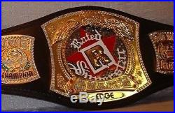 WWE Edge Rated R Spinner Championship Adult Size Title Belt