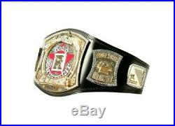 WWE Edge Rated R Spinner Championship Replica Belt