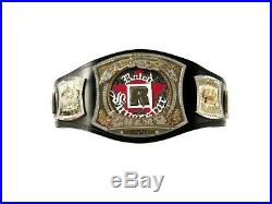 WWE Edge Rated R Spinner Championship Wrestling Replica Belt Adult Size