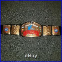 WWE European Championship Title Figures Toy Company Adult Replica Belt