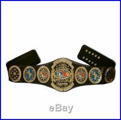 WWE Florida 80`s Wrestling Heavyweight ChampionShip Tittle Replica Belt 2mm