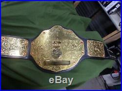 WWE Heavyweight Championship Replica Belt