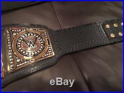 WWE Heavyweight Championship Title Kids Replica Belt 2014