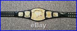 WWE Heavyweight Spinner Championship Adult Size Metal Replica Belt Licensed