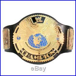 WWE Heavyweight World Wrestling Championship Adult Replica Belt 2mm Version