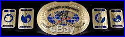 WWE INTERCONTINENTAL CHAMPIONSHIP Belt 2mm Plates