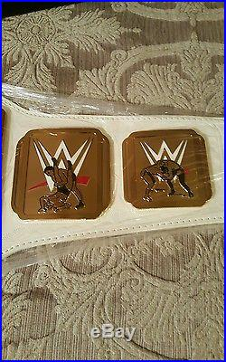 Wwe Intercontinental Commemorative Championship Title Belt. (2014)