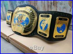 WWE Ic Oval Intercontinental Wrestling Championship Replica Belt Adult Size
