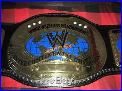 WWE Intercontinental Championship ADULT SIZE Replica Belt with Case