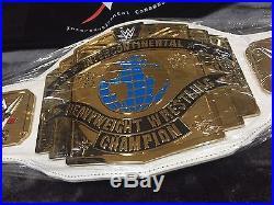 WWE Intercontinental Championship Belt WRESTLING BELT WWF TITLE ADULT SIZE TITLE