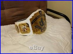 WWE Intercontinental Championship Commemorative Title Belt Adult Size