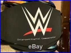 WWE Intercontinental Championship Commorative Replica Belt