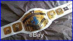 WWE Intercontinental Championship Replica Belt