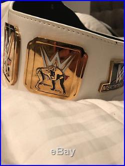 WWE Intercontinental Championship Replica Title (2014) Belt