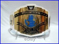 WWE Intercontinental Championship Wrestling Replica Title Belt Adult Siz 2mm WWF