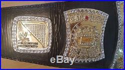 WWE John Cena CHAMPIONSHIP Spinner Belt