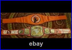 WWE John Cena Signature Series championship belt adult replica official READ FS