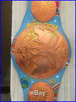 WWE Limited Edition The New Day Tag Team Championship Belt