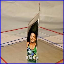 WWE Limited Jakks 1/5000 RVD Rob Van Dam Figure 2 Championship Belts MOC/BNIB