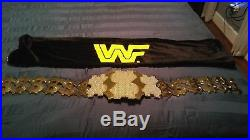 WWE Million Dollar Championship Replica Title Belt Ted DiBiase Formerly WWF