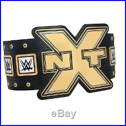Wwe Nxt Championship Heavyweight Adult Size Replica Belt With Case