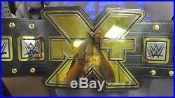WWE NXT Championship 2014 ADULT Replica Title Belt WWF