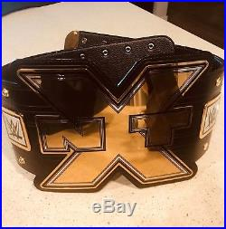 WWE NXT Championship Adult Replica Title Belt (2014)