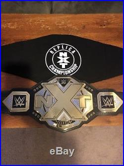WWE NXT Championship Belt Adult Replica