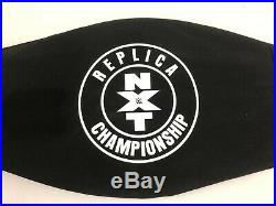 WWE NXT Championship Belt Official Authentic Replica Title