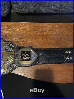 WWE NXT Championship Belt Replica