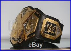 WWE NXT Championship Replica Title Belt (2017) 6mm NOT A BOOTLEG