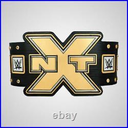 WWE NXT Heavyweight Championship Wrestling Belt Adult Size Belt Replica
