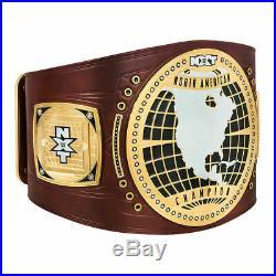WWE NXT North American Championship Title Belt 2mm Plates