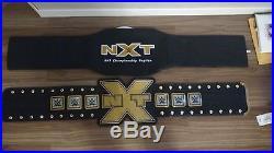 WWE NXT Replica Championship Title Belt (2014)
