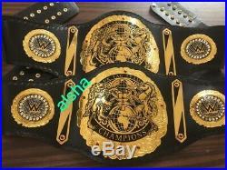 WWE NXT UK Tag Team Championship Belt Adult
