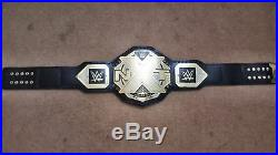 WWE NXT Wrestling Championship Leather Belt Adult Size Thick Plated Replica New