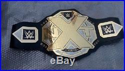 WWE NXT Wrestling Championship Replica Belt