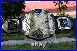 WWE NXT Wrestling Championship Replica Belt Adult Size