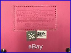 WWE New Day Replica Championship Belt Limited Edition 1 of 483 Kofi Kingston