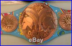 WWE New Day Tag Team Championship Belt Replica WWE Shop, rare