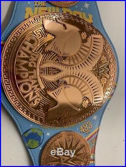 WWE New Day Tag Team Championship Replica Belt