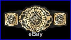 WWE New Intercontinental Championship Belt/Adult Size / 100% Leather (Replica)