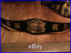 WWE Niagara Falls Undisputed Championship Title Belt wcw ecw wwf xpw wrestling